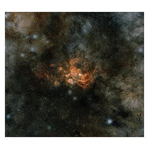 Космические пейзажи. Размер: 100 х 60 см